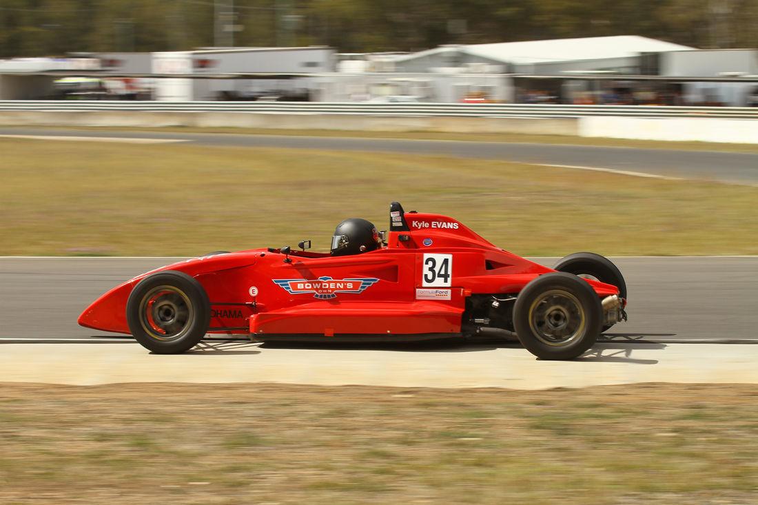 Kyle Evans Motorsport - Formula Ford Van Diemen RF04