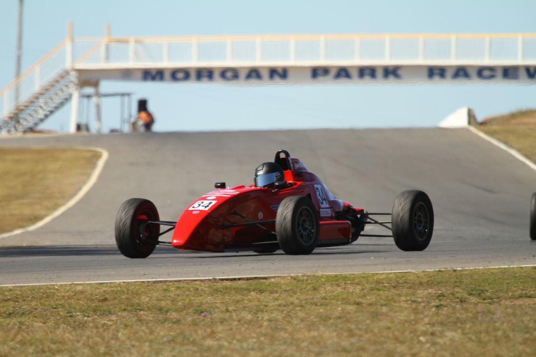 Kyle Evans Motorsport - Morgan Park Raceway